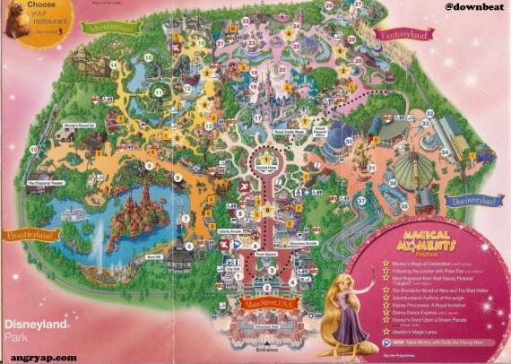 Angry Ap Disneyland And Walt Disney World Nostalgia Trip Report