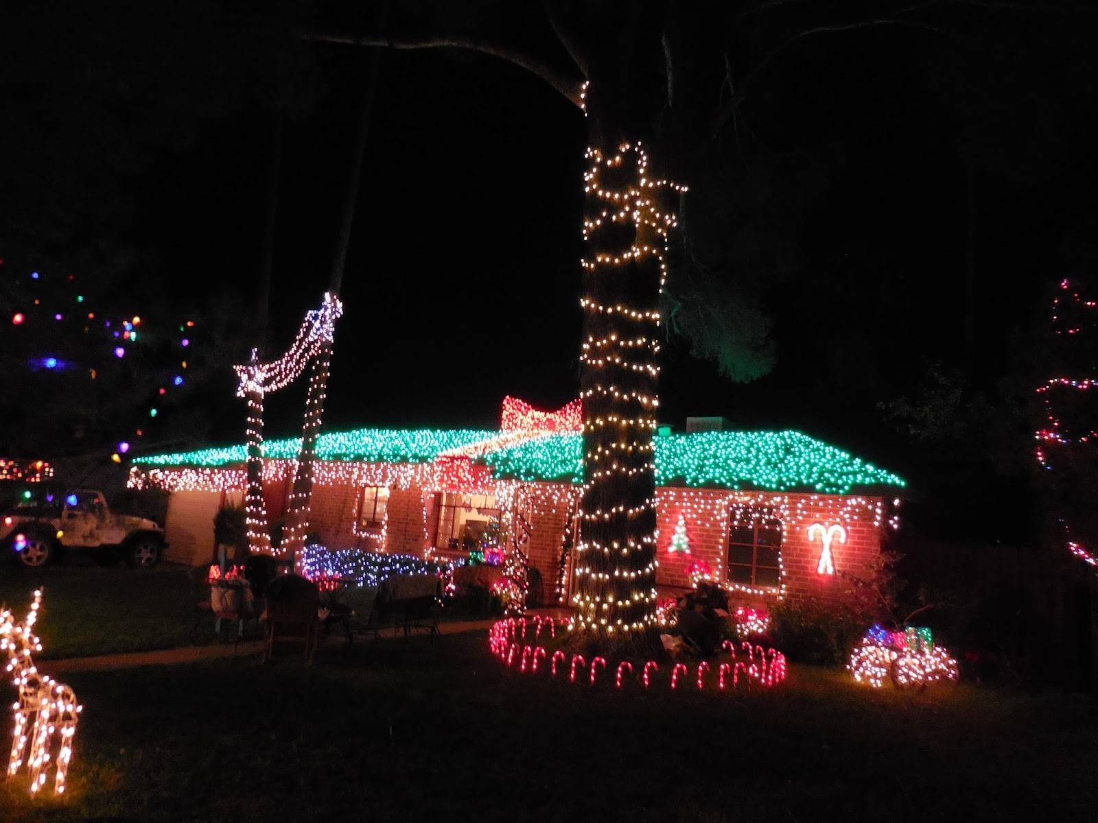 Delightful The Winterhaven Festival Of Lights Is An Annual Christmastime Tradition In  Tucson, Arizona. Every Year Residents In The Winterhaven Neighborhood Have  ...