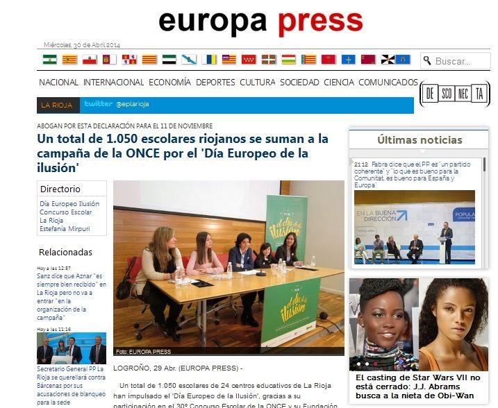 http://www.europapress.es/la-rioja/noticia-total-1050-escolares-riojanos-suman-campana-once-dia-europeo-ilusion-20140429123432.html