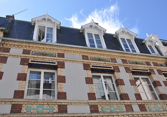 hotel les 2 villas à Trouville en normandie France - pas cher et moderne proche deauville