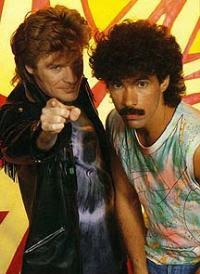 Hall & Oates- 1980s