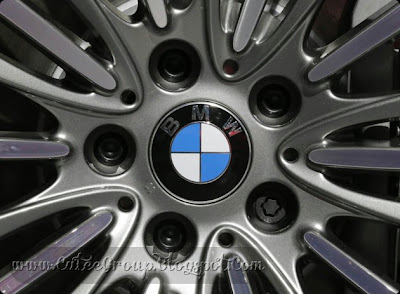 BMW BMW is an abbreviation for Bayerische Motoren Werke. It is a German automobile, motorcycle and engine manufacturing company founded in 1917 which produces automobiles and motorcycles across all its brands. It also owns and produces the Mini marque, and Rolls-Royce Motor Cars.