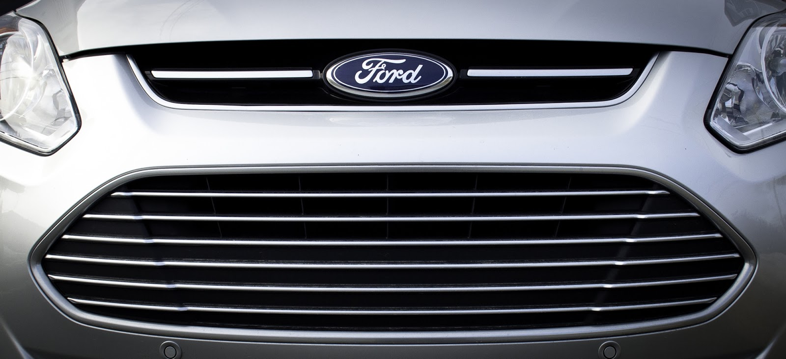 2013 ford c max hybrid sel grille