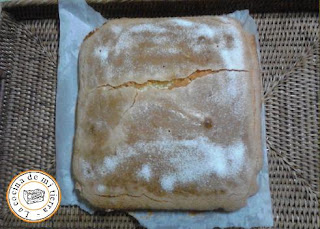 bizcocho alicantino, receta tortada alicante