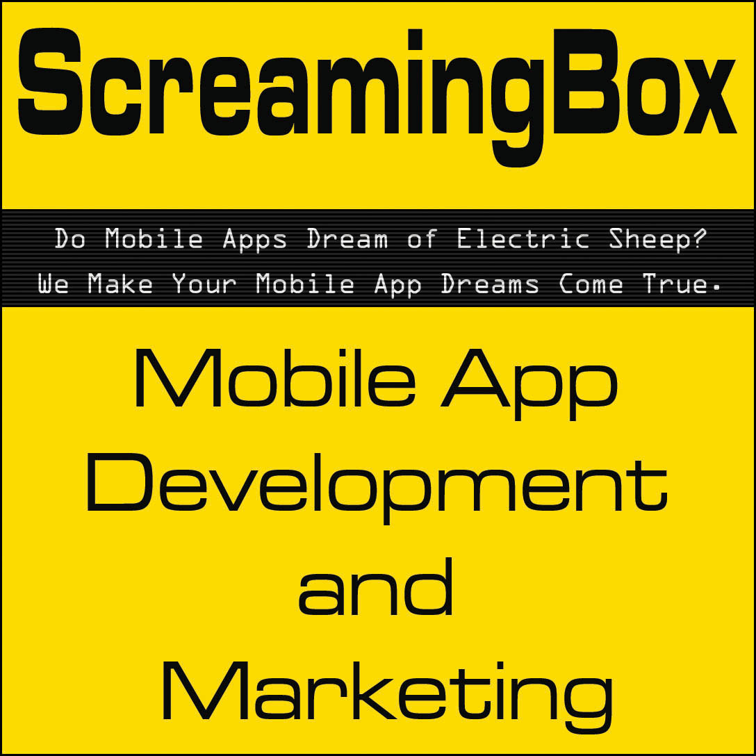 ScreamingBox.com – Mobile App Development and Marketing