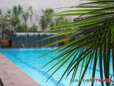 Mango Tours The Oasis Paco Park Hotel Manila Philippines Outdoor Swimming Pool