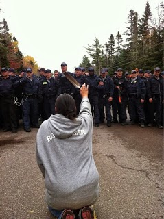 Elsipogtog First Nation, New Brunswick