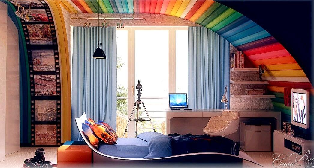 memilih perabot yang sesuai di dalam bilik tidur yang