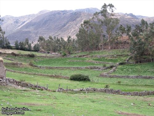 ruinas de Tambomarca, Cajatambo