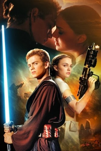 Anakin and padme amidala