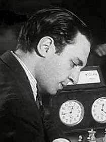 El ajedrecista portugués Francisco Lupi