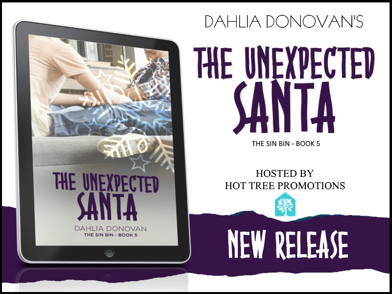 The Unexpected Santa Release Blitz