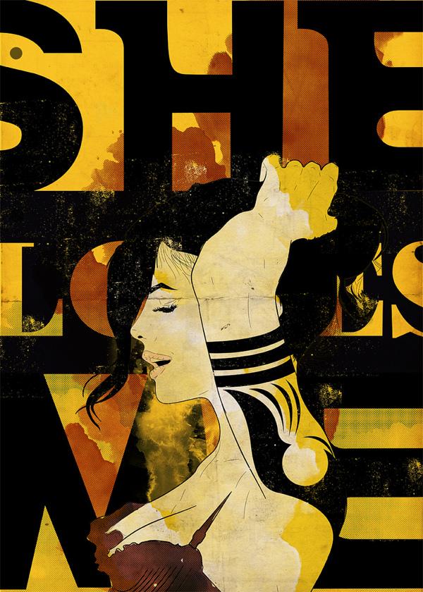 Bruno Martins. Poster Series