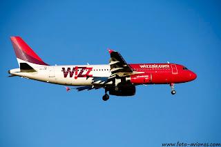 Airbus A320 / HA-LWK