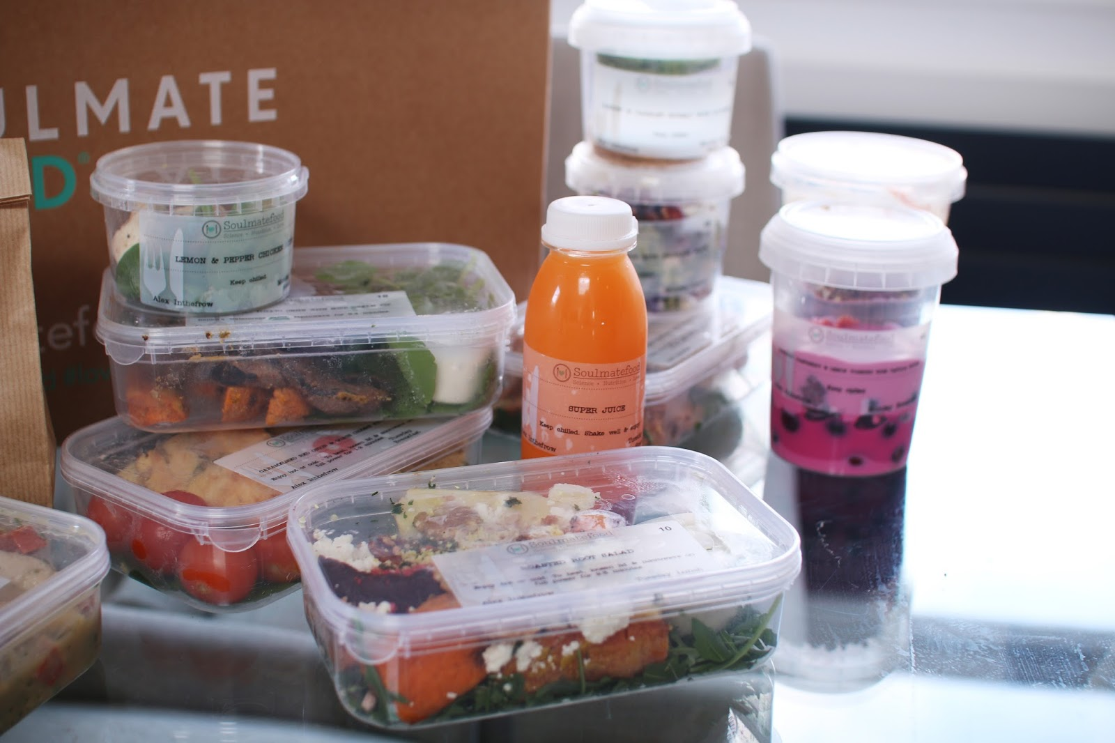 Inthekitchen Healthy Food Delivered To Your Door Inthefrow