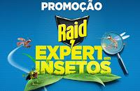 Promoção Raid Expert em Insetos www.raidexpert.com.br