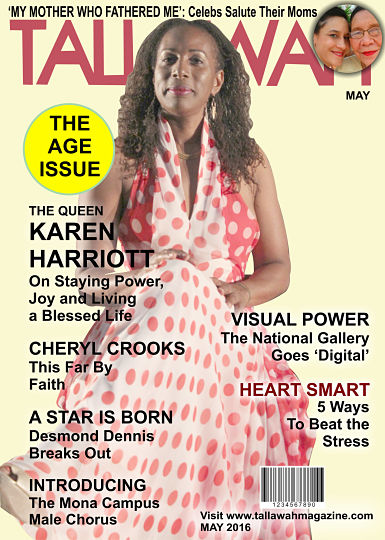 > MAY 2016 - KAREN HARRIOTT