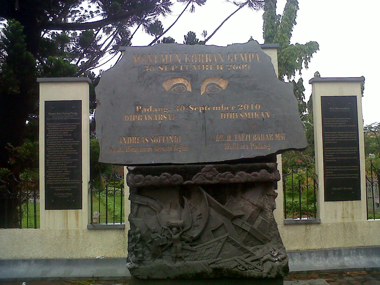 Wisata Edukasi Museum Gempa Padang