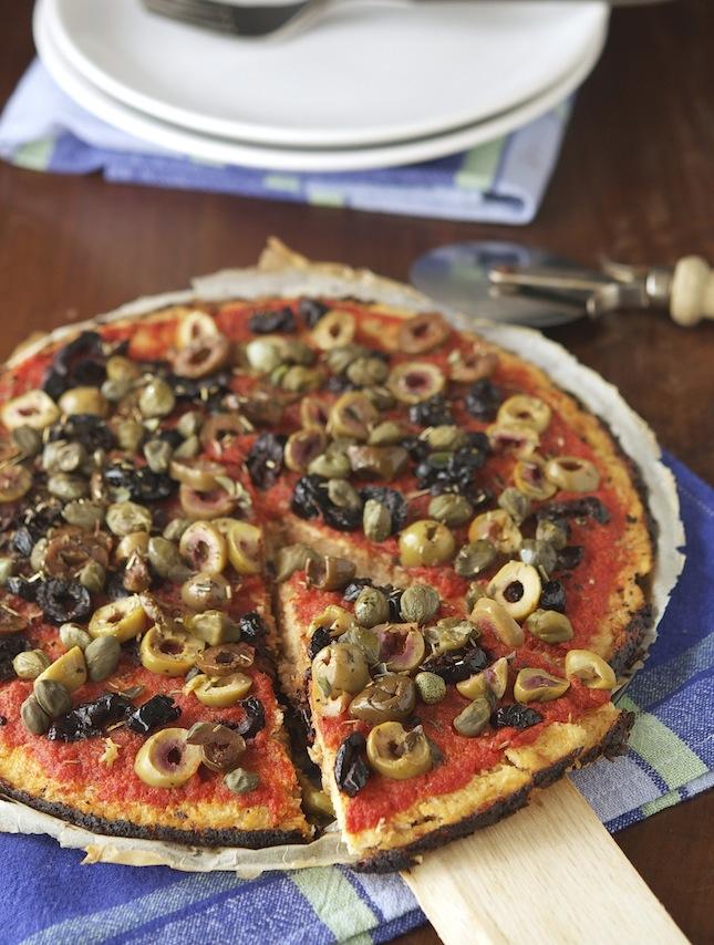 Paleo Pizza Marinara