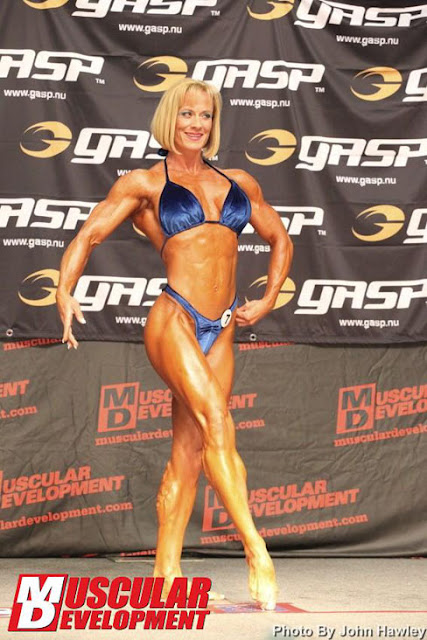 Holly Chambliss Female Muscle Bodybuilding Blog Muscular Development