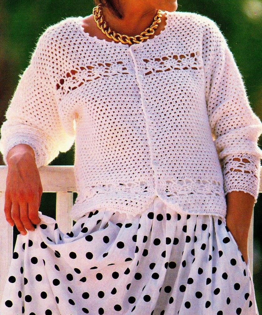 Sleeve Knitting Pattern : Free Knitting Patterns: Long-sleeve Cardigan
