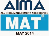 Management Aptitude Test (MAT) - May 2014