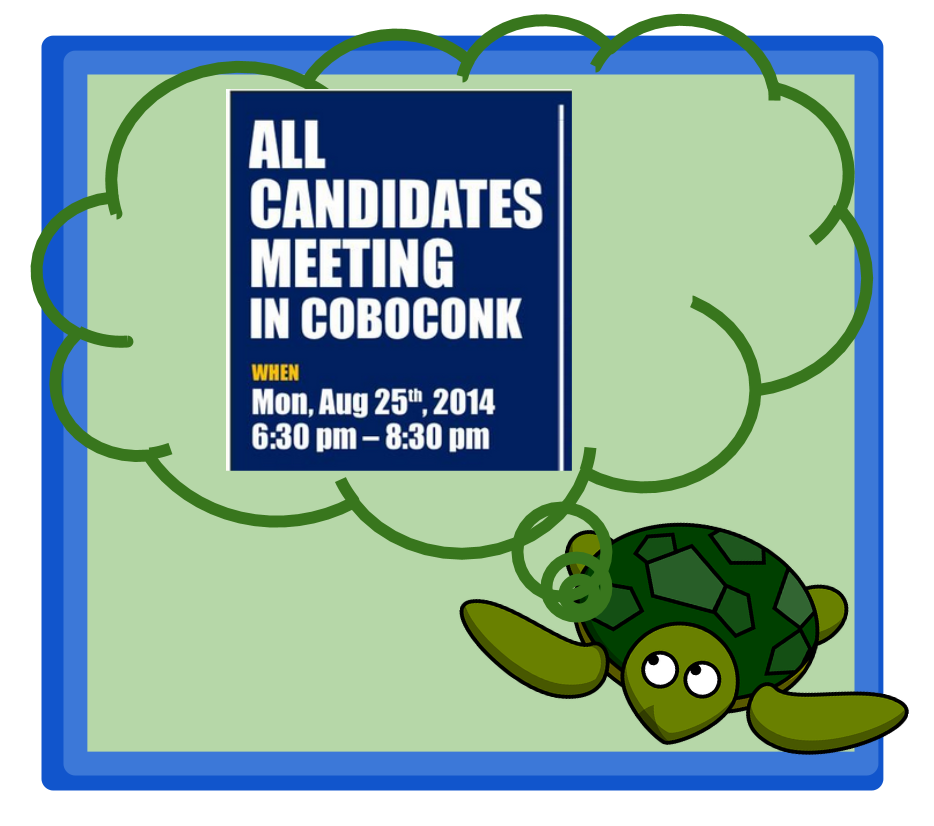 Kawartha Lakes Ontario All Candidates Debate Aug 25 Coboconk
