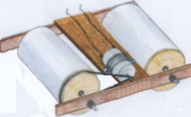 Tecnolog a de 1 eso proyecto final del curso el lata m vil - Proyectos de madera ...