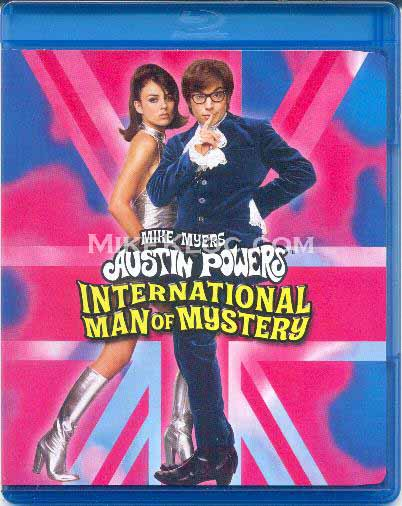 austin power international man of mystery