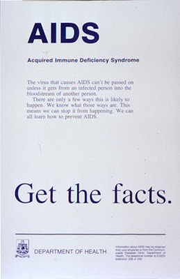 Historia de la Campaña SIDA VIH AID Get The Facts