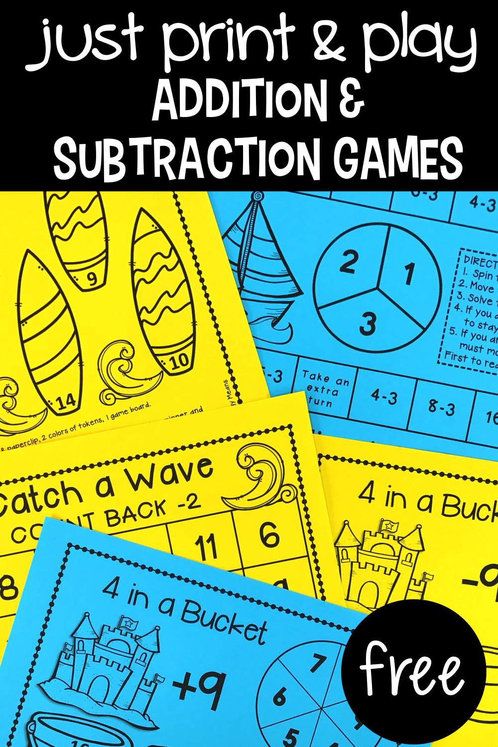 CLICK HERE TO GET FREE ADDITION & SUBTRACTION GAMES