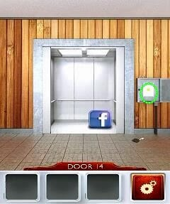 Walkthrough 100 doors 2 level 13 14 15 16 17 for Door 4 level 13