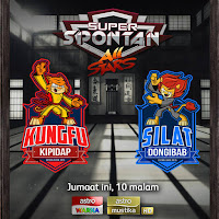 Super Spontan All Stars Episod 6