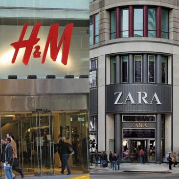 zara vs h m who s Theoretical framework a definition of merchandising merchandising is a  marketing technique that studies how to by ramonnbarcelo.