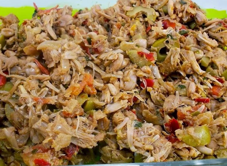 Carne de Jaca Verde (vegana)