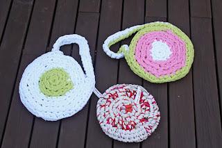 bolsos algodón