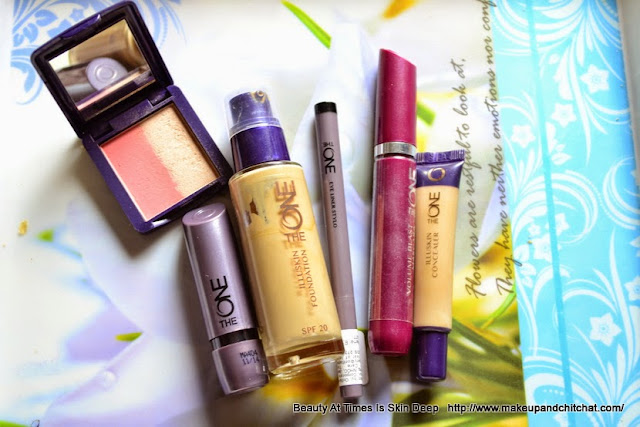 Oriflame the ONE makeup Collection