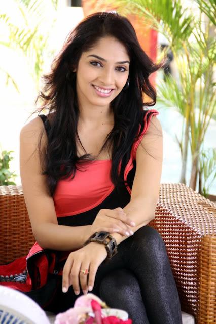 Indian actress Rithika