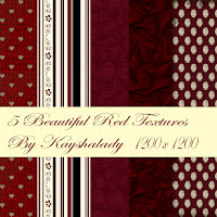 Red textures, digital scrapbook textures, red background texture, digi kits