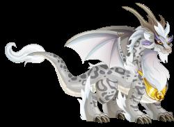 imagen del dragon felino de dragon city