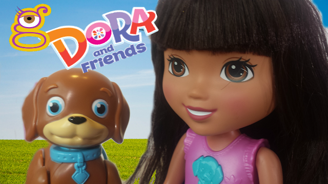 Dora y sus amigos: Dora y Perrito - Dora and Friends Dora and Perrito Puppy