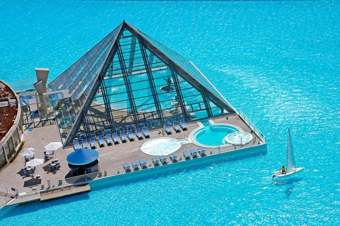 Largest swimming pool latest job opportunities in the for Largest swimming pool