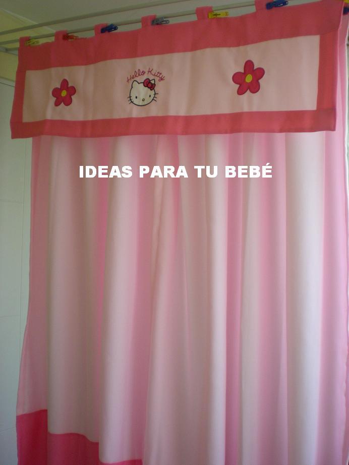 Encargos para bebe for Como hacer un bando para cortinas