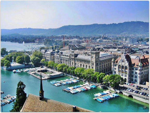 World's Most Expensive City 2012, Zurich, Switzerland