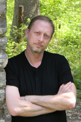 Tim Waggoner Author Interview Photo