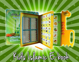 Islamic E-Book for Kids