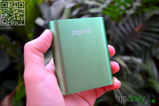 Pyxis T10 Powerbank Offers 10400mAh for only P890