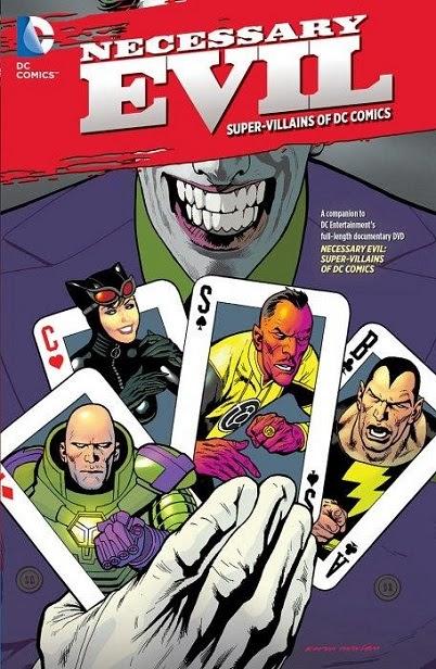 Póster de Necessary Evil: Super-Villains of DC Comics