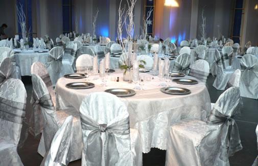 Bodas color plata tu boda de ensue o - Decoracion para bodas de plata ...