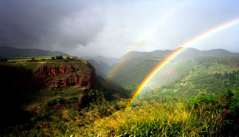 Rainbow Story Natural Rainbow Wallpapers